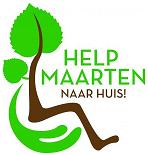 Inzamelingsactie: Help Maarten naar Huis! Logo